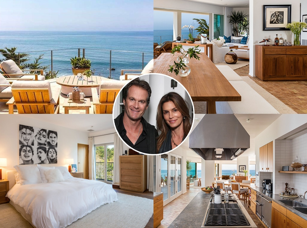 Cindy Crawford, Rande Gerber, House