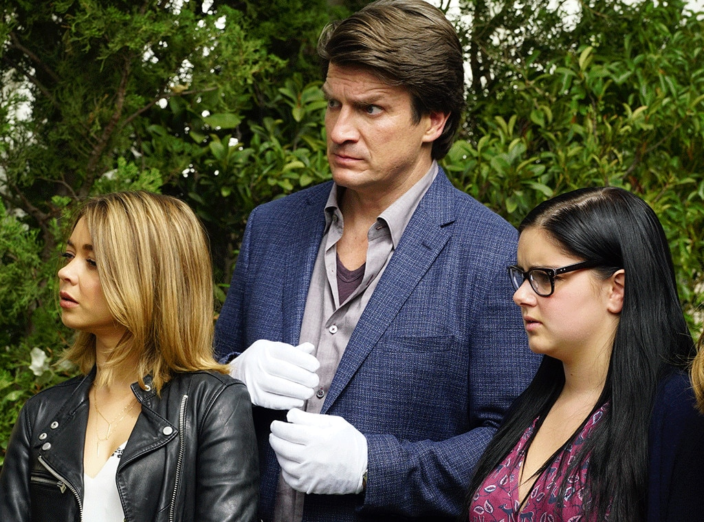 Modern Family, Nathan Fillion