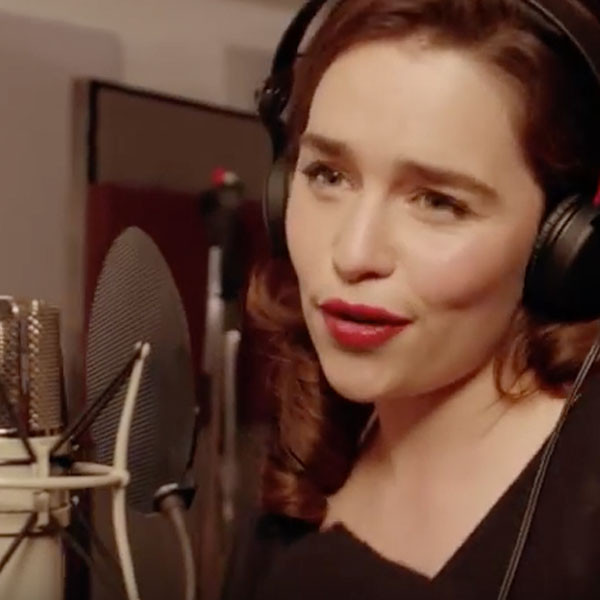 Emilia Clarke, Singing