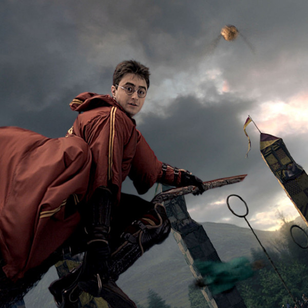 Quidditch, Harry Potter