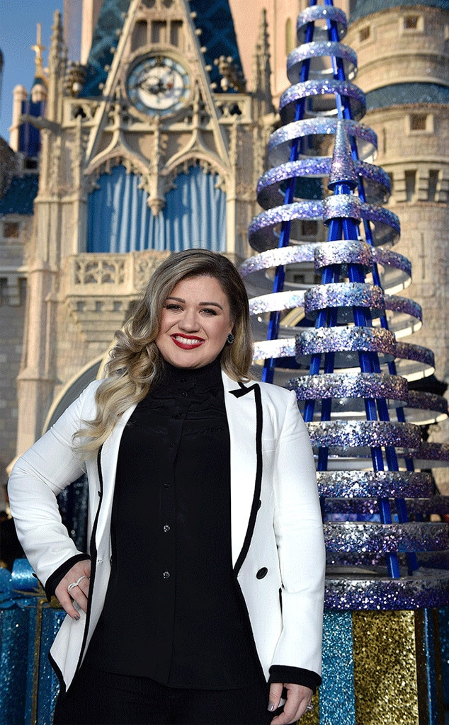 Kelly Clarkson, Christmas 2016