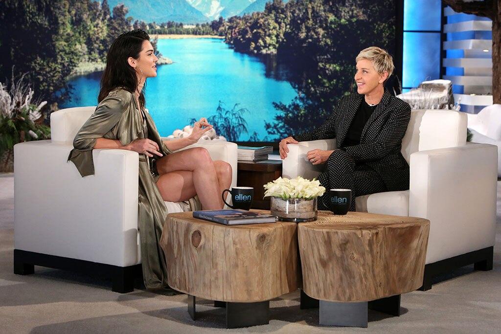 Kendall Jenner, Ellen DeGeneres