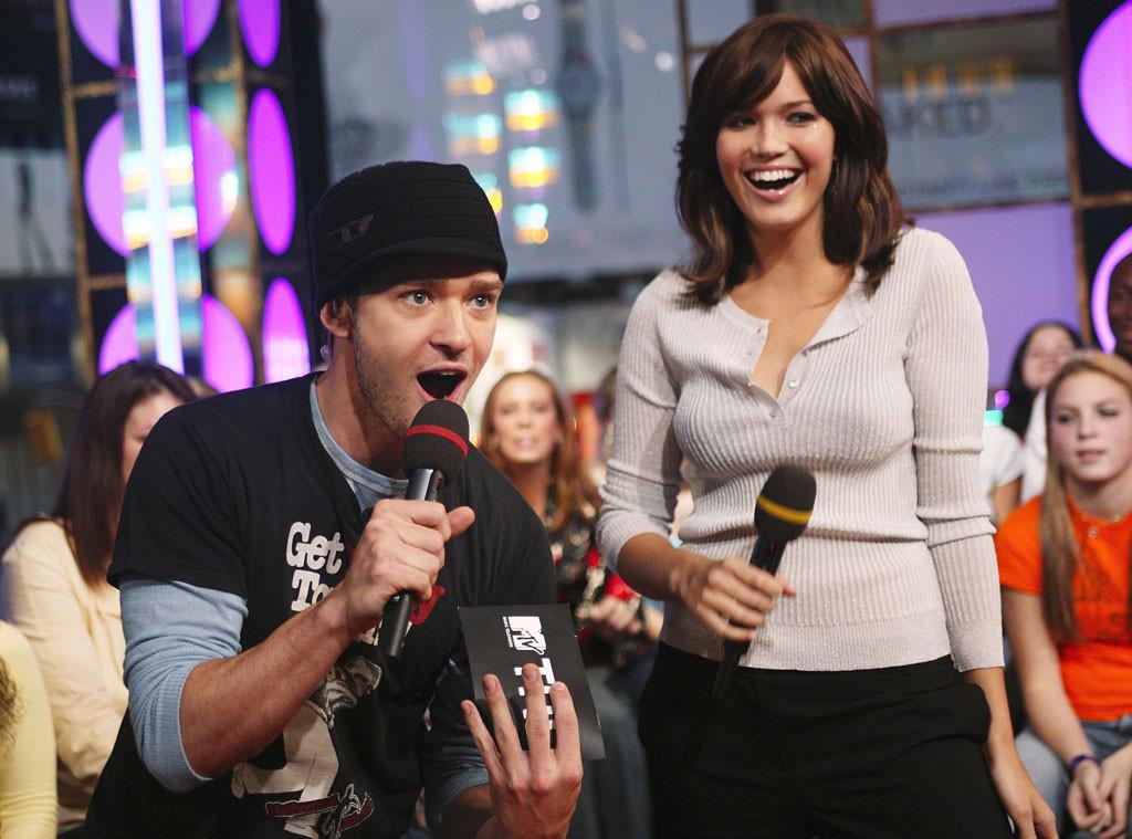 Justin Timberlake, Mandy Moore