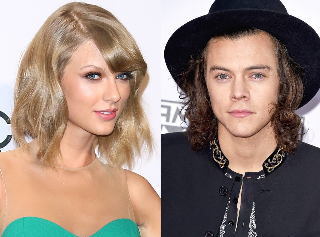 Taylor Swift, Harry Styles, AMA Exes
