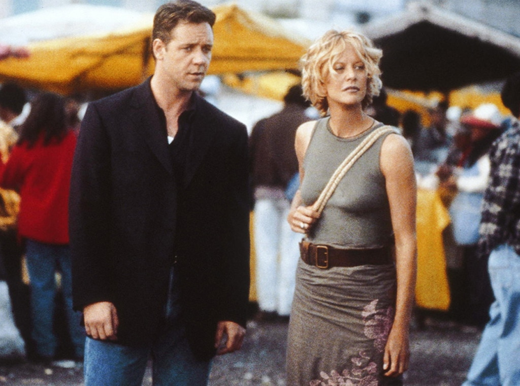 Meg Ryan, Russell Crowe, Proof of Life