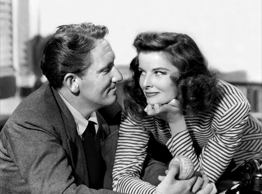 Woman of the Year, Katherine Hepburn, Spencer Tracy