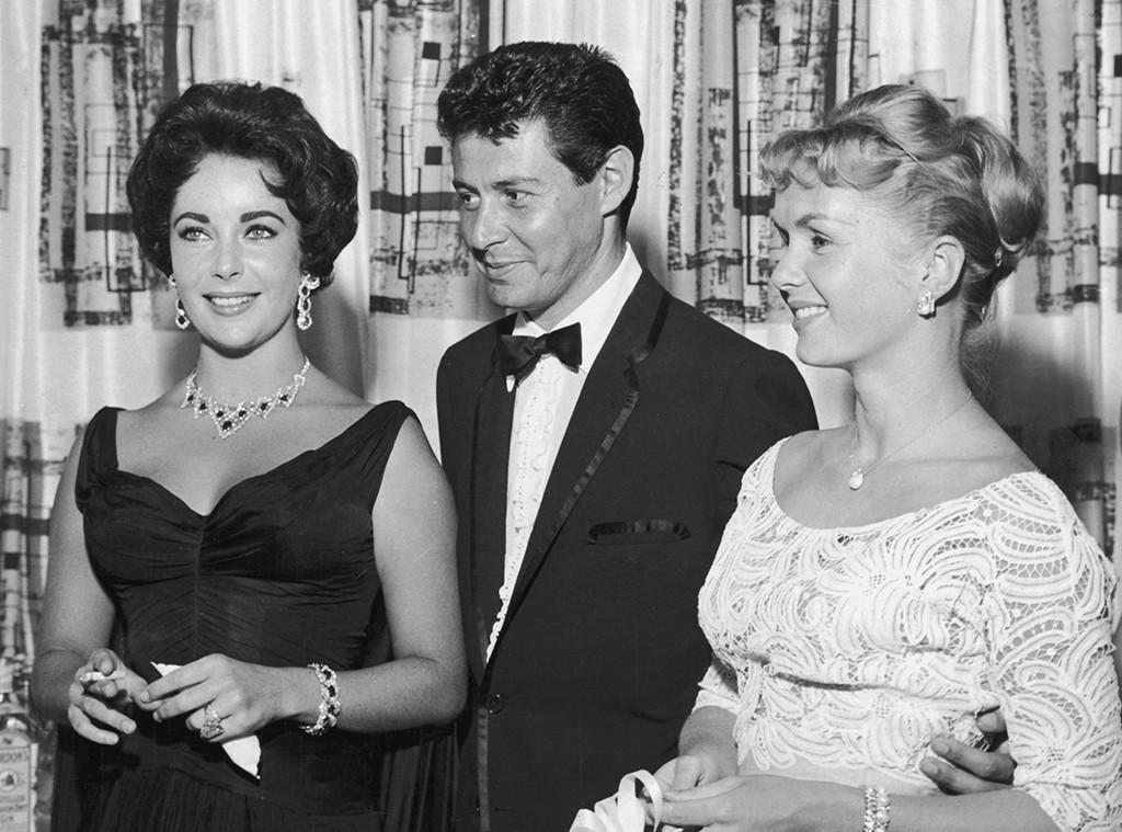 Debbie Reynolds, Eddie Fisher, Elizabeth Taylor