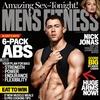 Nick Jonas, Men's Fitness