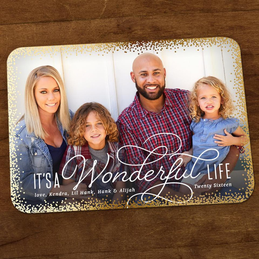 Celebrity Holiday Cards | Access Online