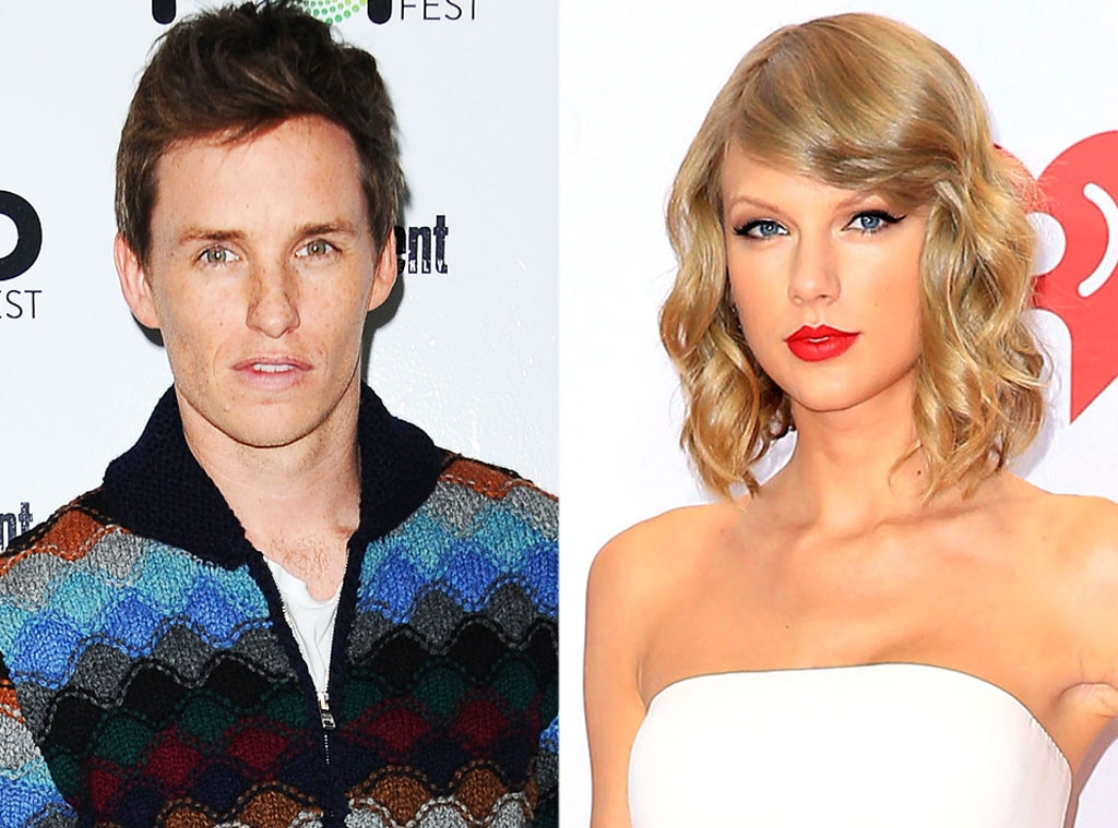 Eddie Redmayne Girlfriend Taylor Swift