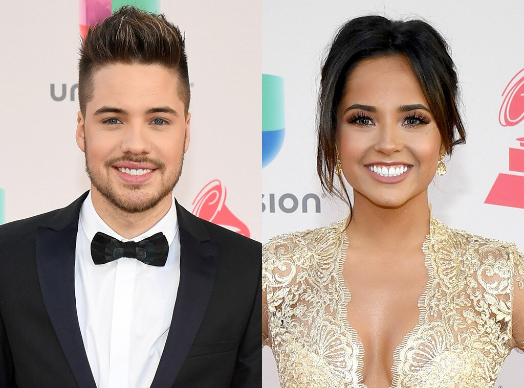 Becky G, William Valdes, Latin Grammy Awards
