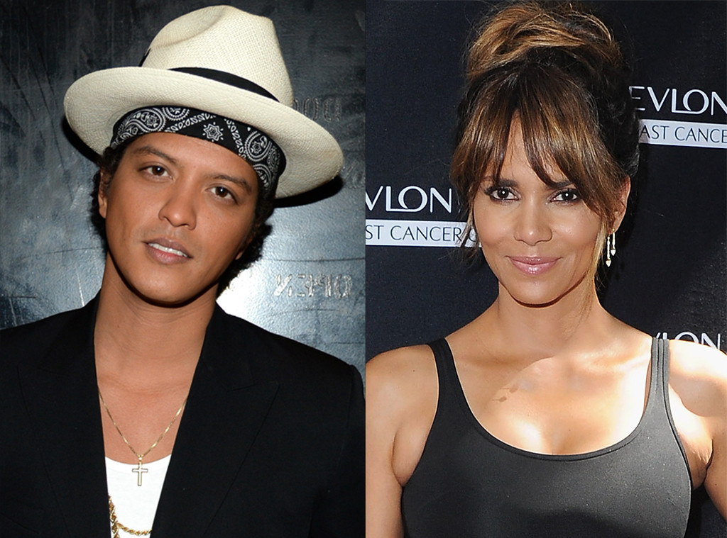 Bruno Mars, Halle Berry