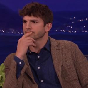 Ashton Kutcher, Conan