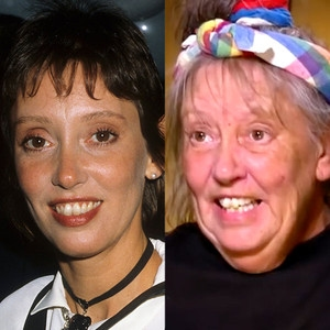 Shelley Duvall, Then and Now