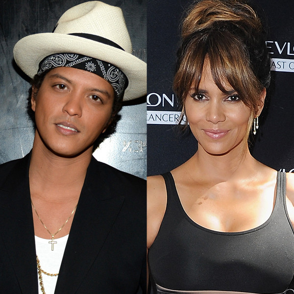 Bruno Mars, Halle Berry