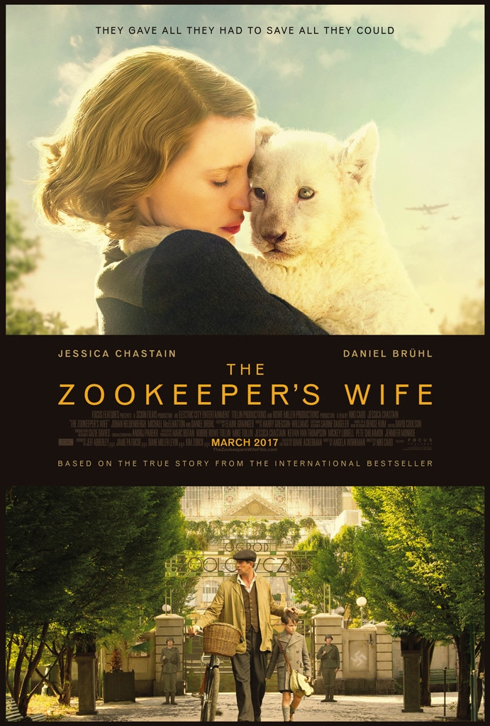 The Zookeeper's Wife from Movie Posters | E! News