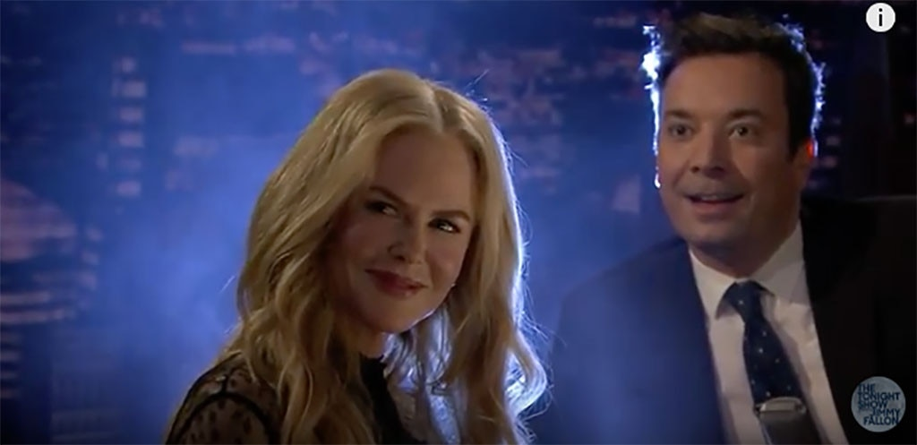 Jimmy Fallon, Nicole Kidman