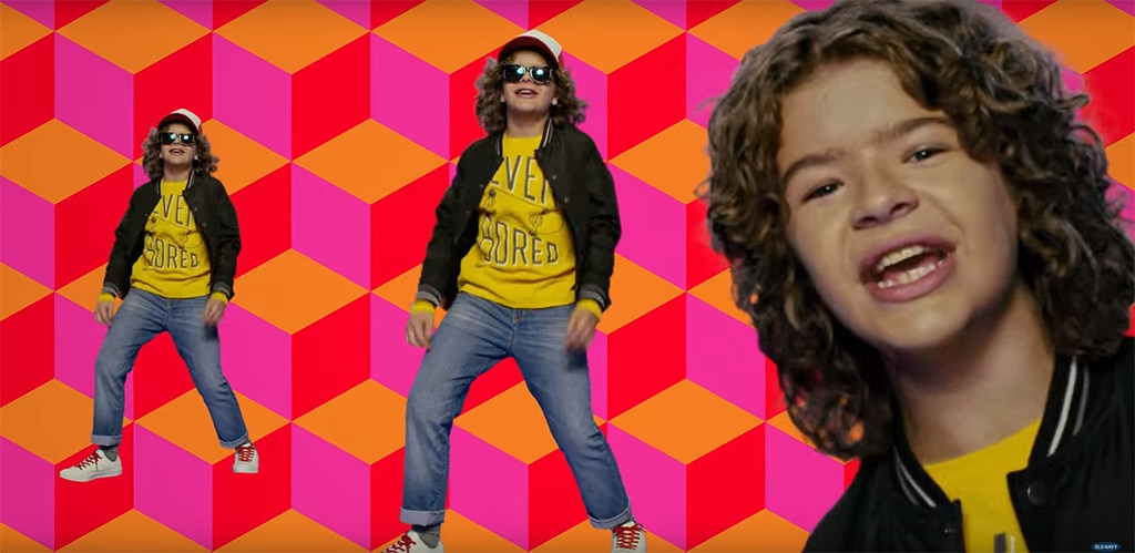 Gaten Matarazzo, Stranger Things, Old Navy Ad