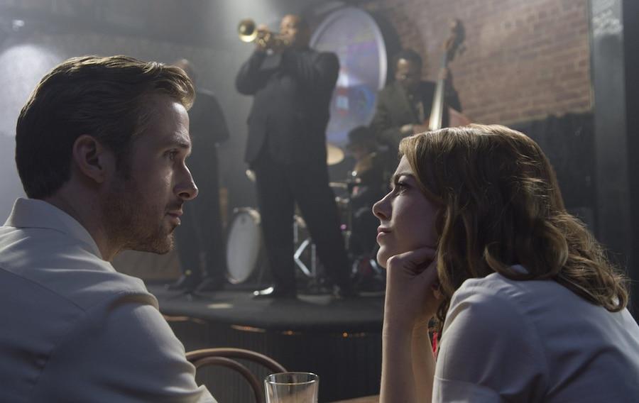 La La Land, Ryan Gosling, Emma Stone