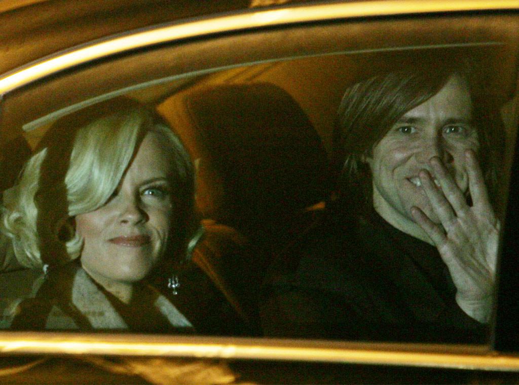 Jenny McCarthy, Jim Carrey, Tom Cruise, Katie Holmes, Wedding