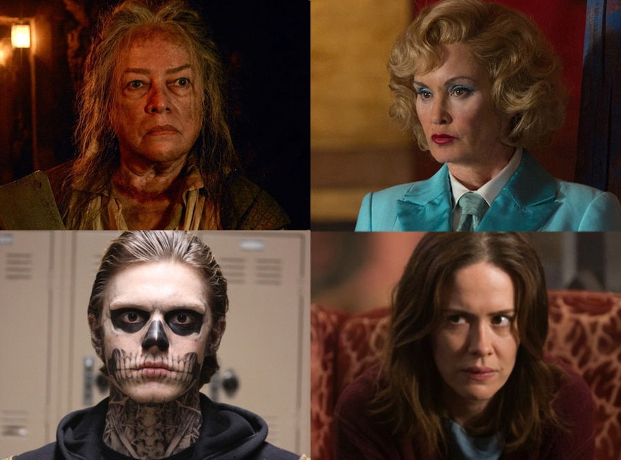 American Horror Story Characters