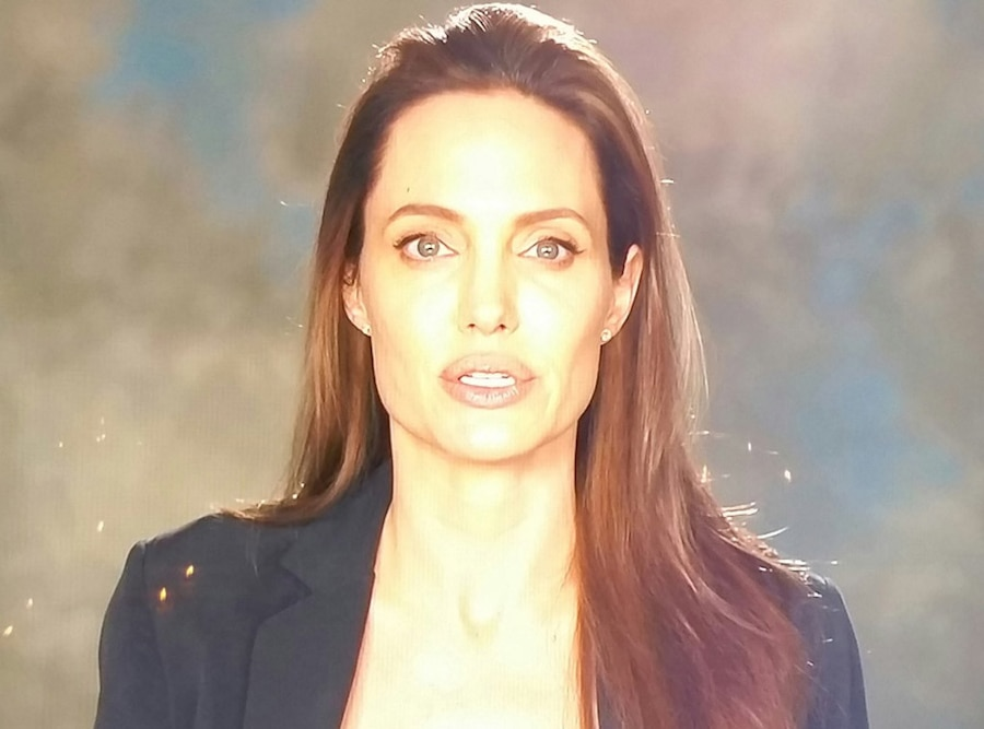 Angelina Jolie, International Criminal Court