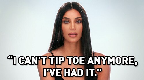 Kim Kardashian, KUWTK, KUWTK 1221