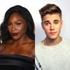 Serena Williams, Justin Bieber