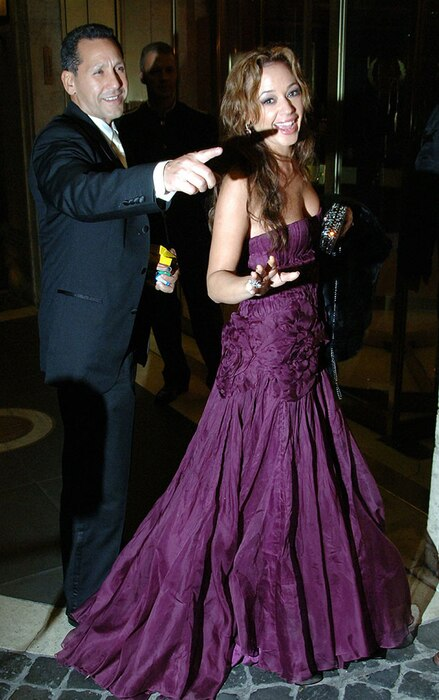 Leah Remini Tom Cruise Katie Holmes Wedding