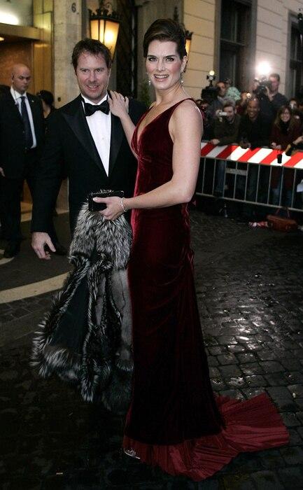 Brooke Shields Tom Cruise Katie Holmes Wedding