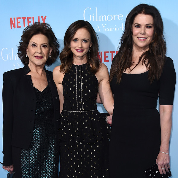 Kelly Bishop, Alexis Bledel, Lauren Graham