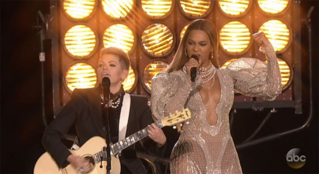 Beyonce, Dixie Chicks