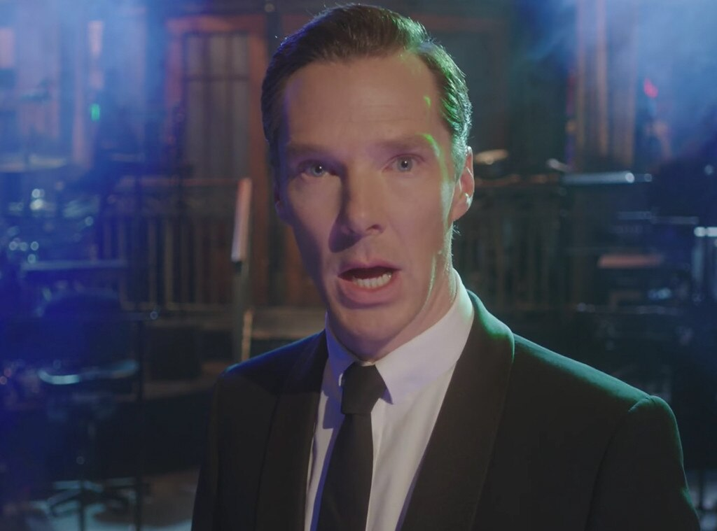 Benedict Cumberbatch, SNL, Saturday Night Live