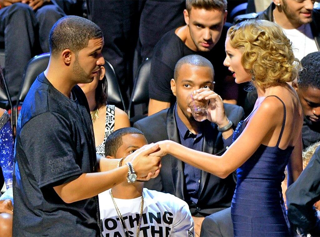 Drake, Taylor Swift