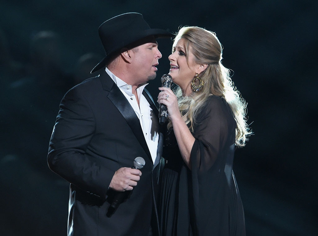 Garth Brooks, Trisha Yearwood, 2016 CMA Awards