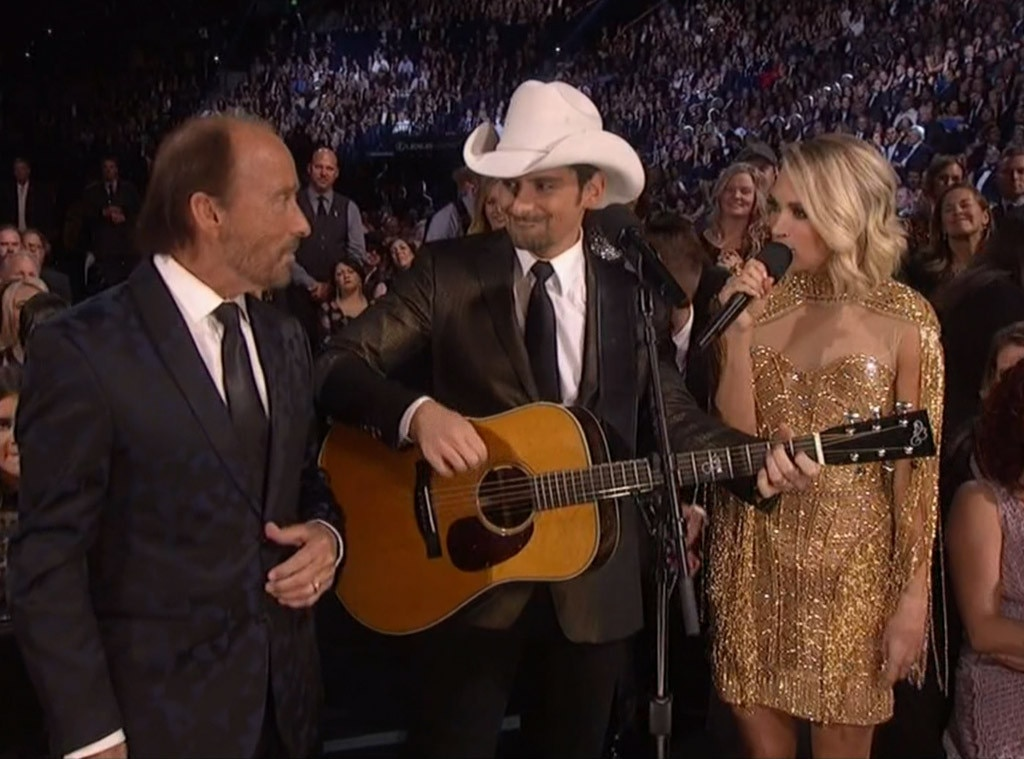Carrie Underwood, 2016 CMA Looks
