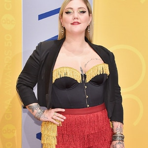 Zerchoo entertainment elle king skipped out on my wedding for Elle king wedding dress designer
