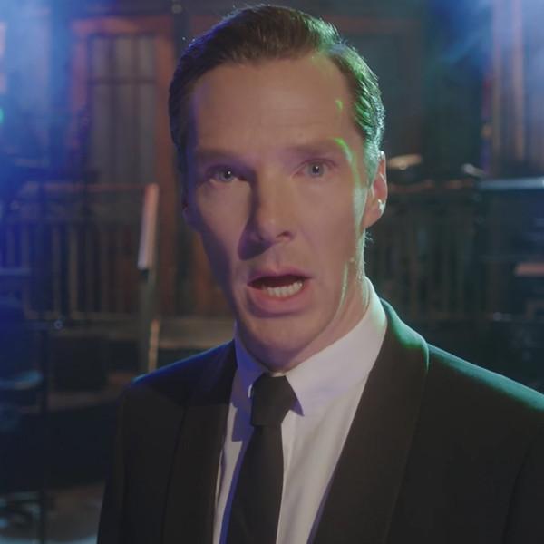 Benedict Cumberbatch, SNL, Saturday Night Live
