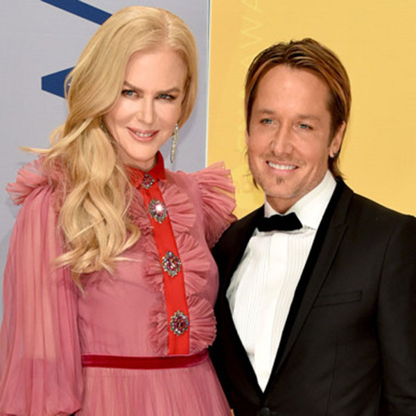 Nicole Kidman, Keith Urban, 2016 CMA Awards