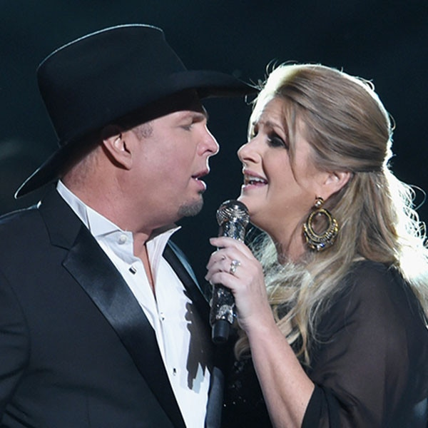Garth brooks trisha yearwood from country music 39 s cutest for Trisha yearwood and garth brooks wedding pictures