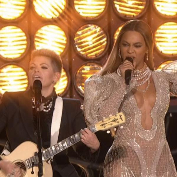 Beyonce, Dixie Chicks
