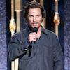 Matthew McConaughey, 2016 CMA Awards