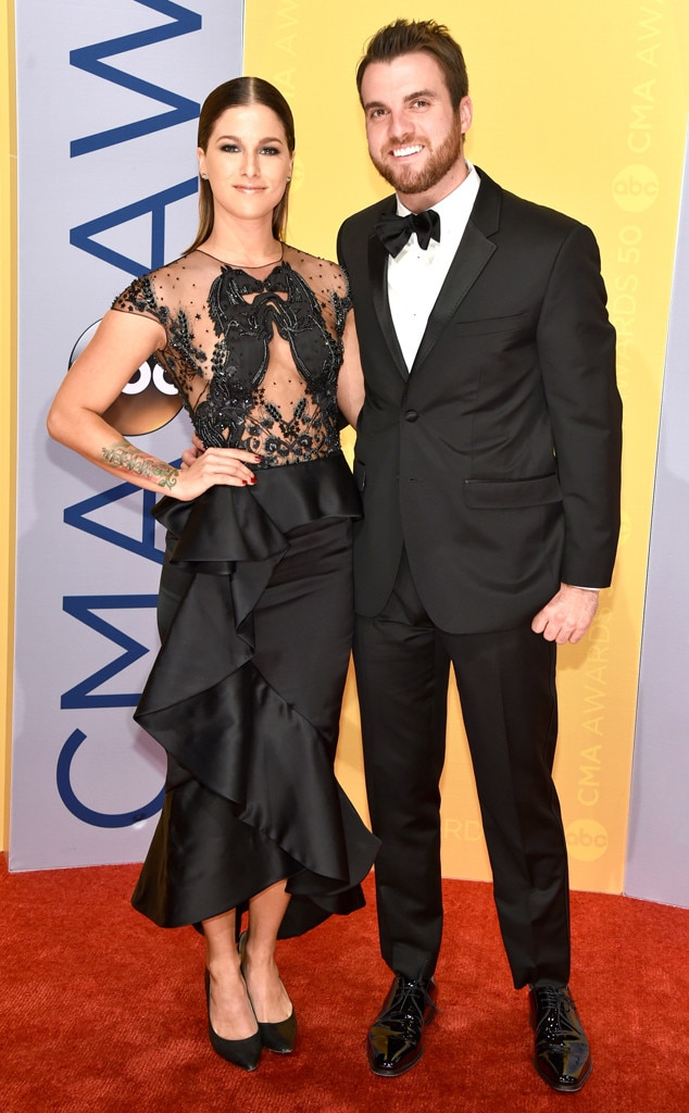 Cassadee Pope, Robert Rian Dawson, 2016 CMA Awards, Couples