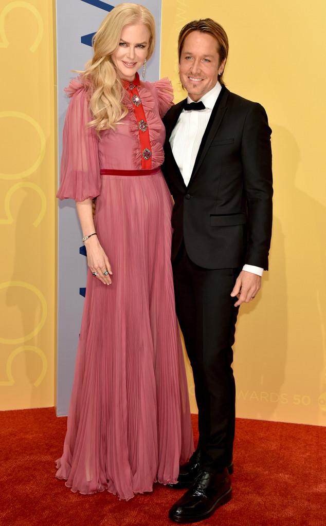 Nicole Kidman, Keith Urban, 2016 CMA Awards