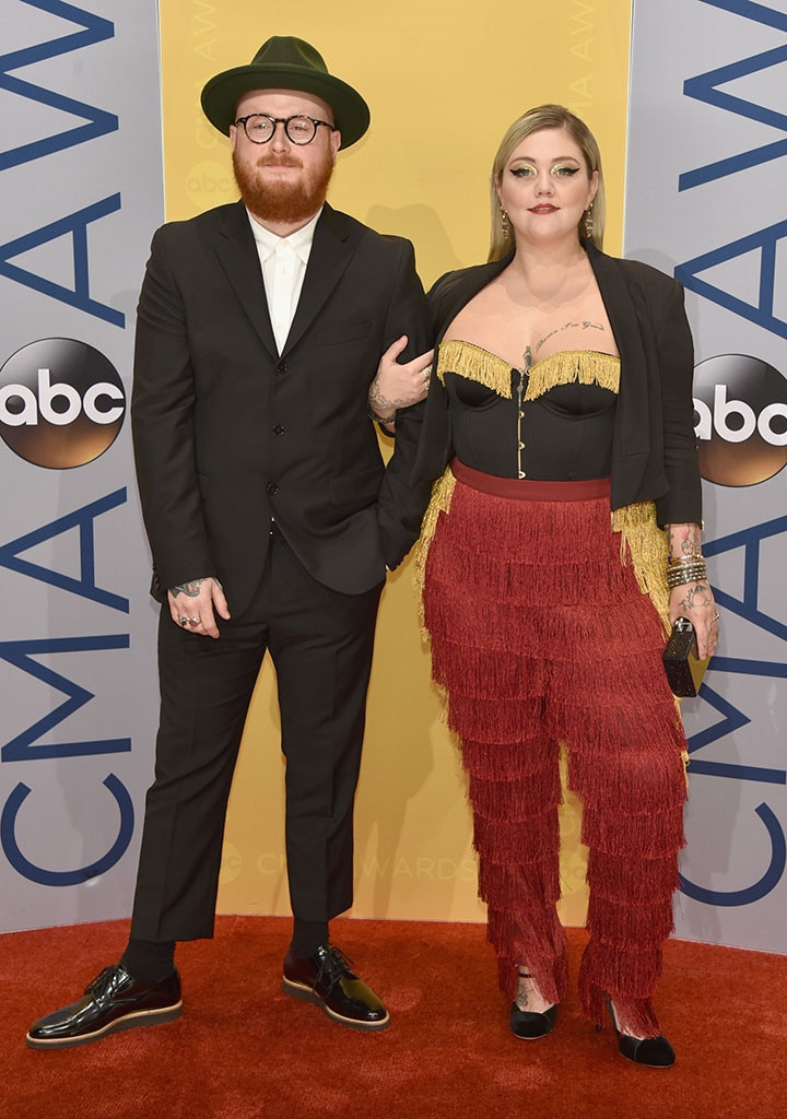 Andrew Fergie Ferguson, Elle King, CMA Awards, Couples