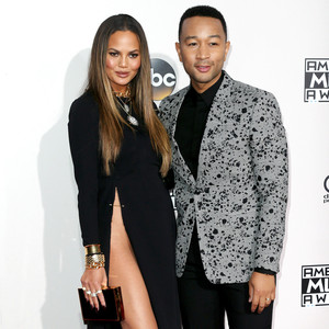ESC: Chrissy Teigen,  John Legend, Best Dressed, American Music Awards