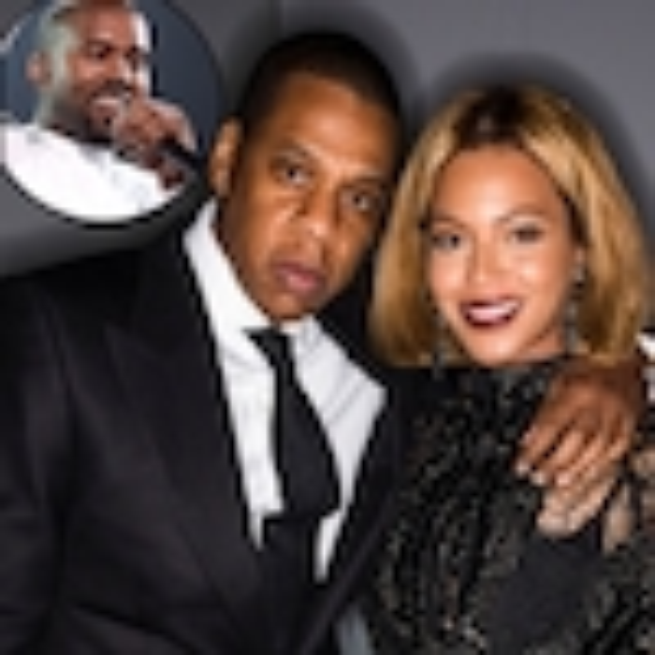 Kanye West, Beyonce, Jay-Z
