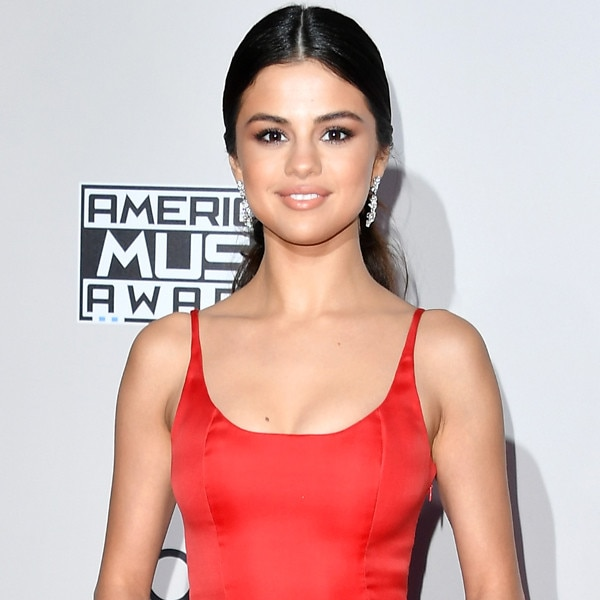 Selena Gomez's Best American Music Awards Looks