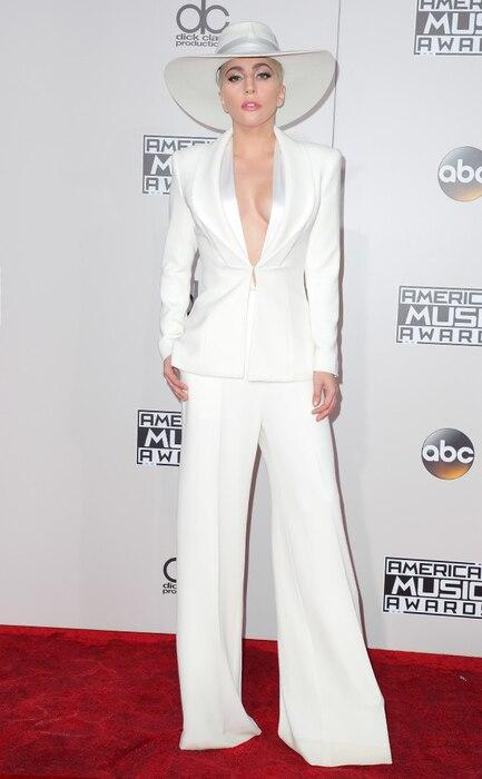 Lady Gaga, AMAs, 2016 American Music Awards, Arrivals
