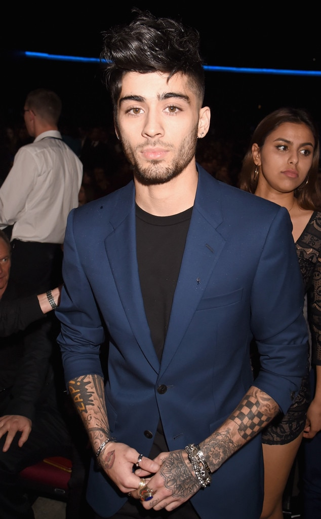 Zayn Malik, 2016 American Music Awards, Show